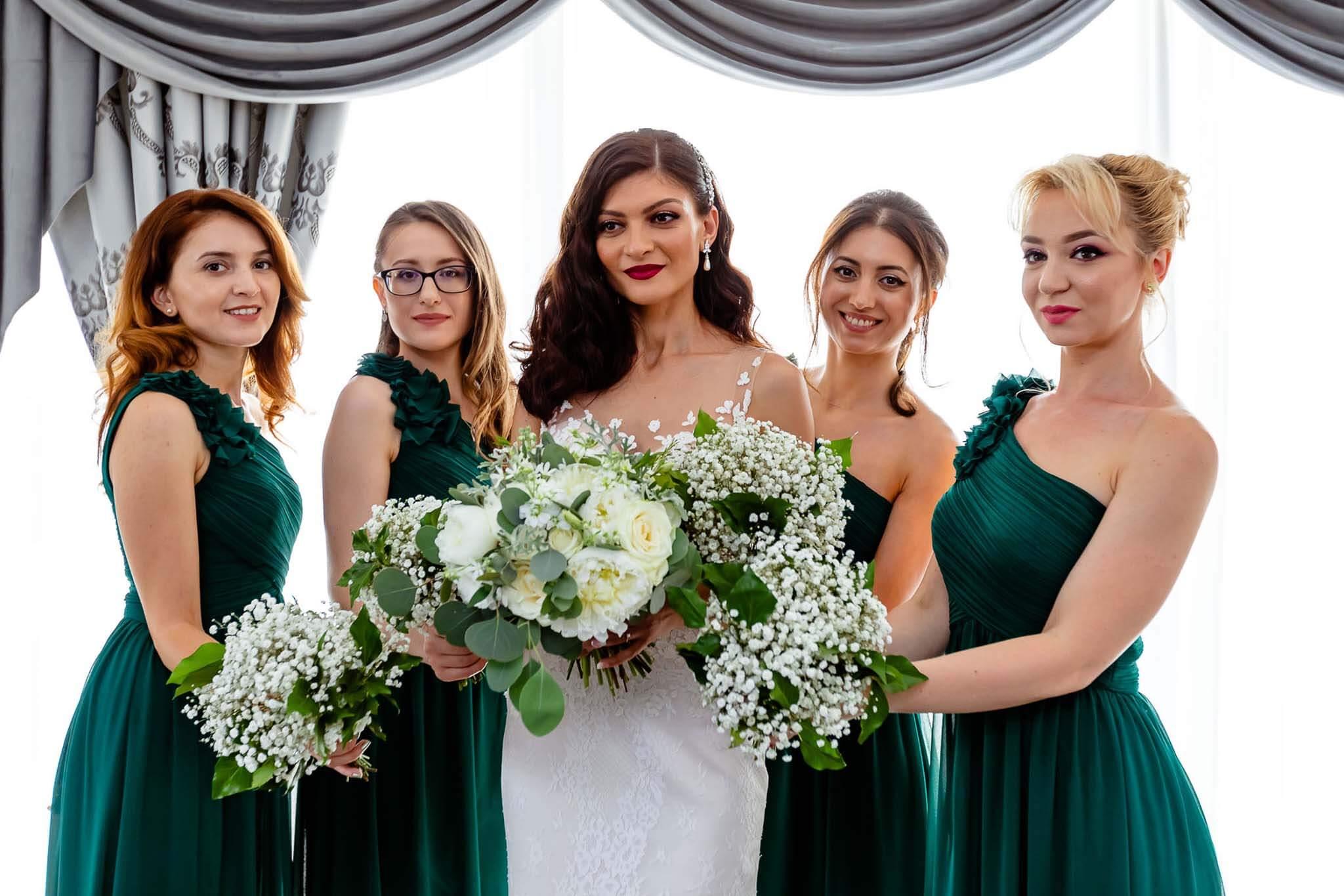 O nuntă cu rafinament