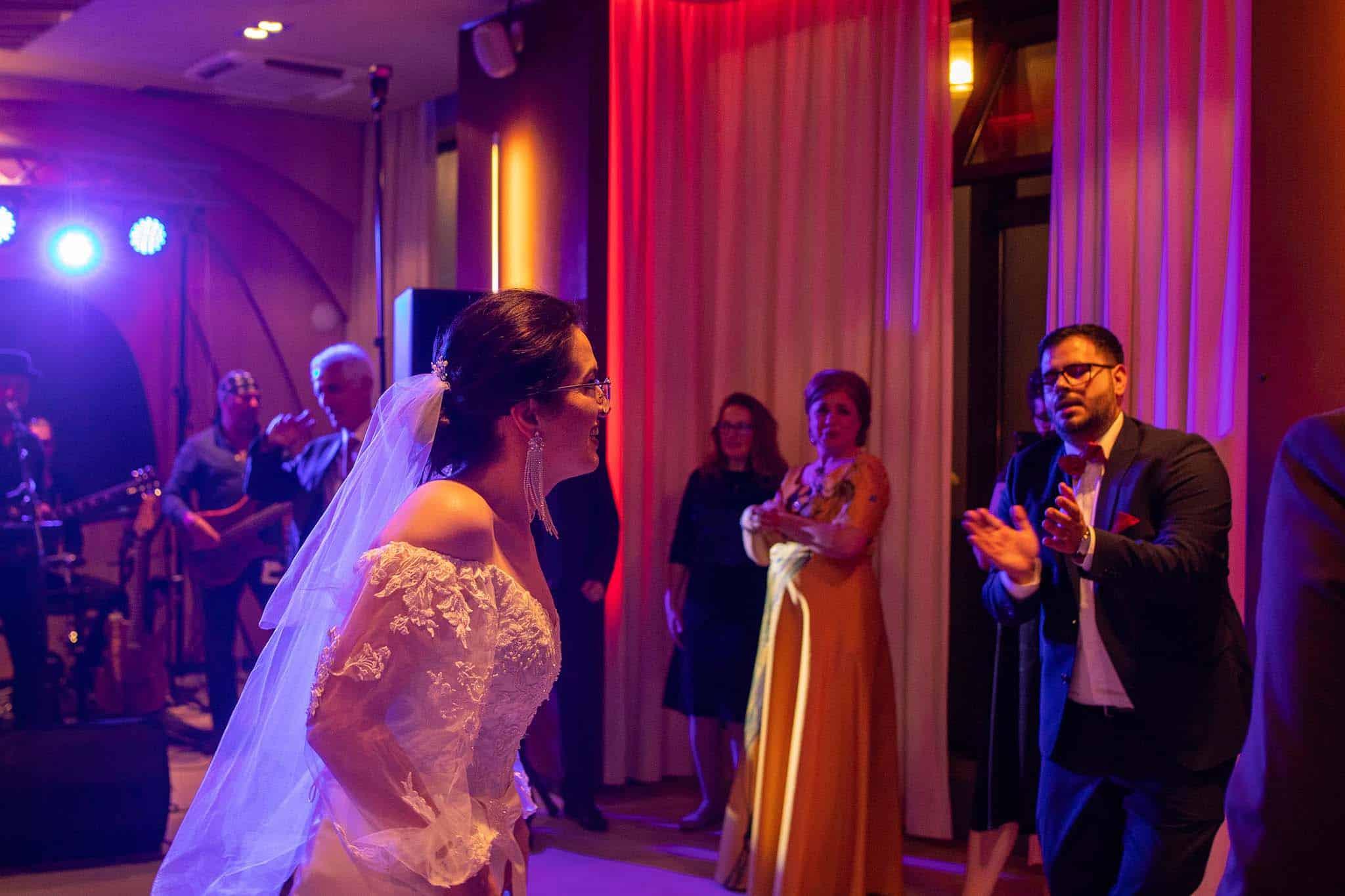 Restaurant nunta