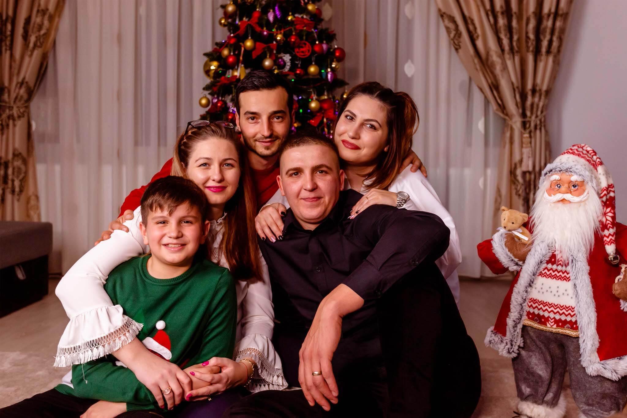 fotograf de familie